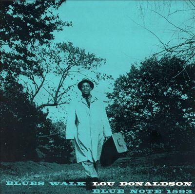 Lou's Signature Tune: Blues Walk